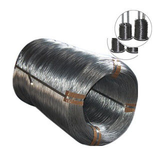 304 Soft Stainless Black Annealed Steel Wire Industrial Diameter 0.8mm-15mm