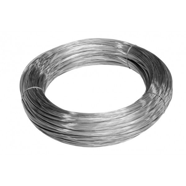 Soft 316L Stainless Steel Annealed Wire 0.8mm-15mm Matt Or Bright Surface