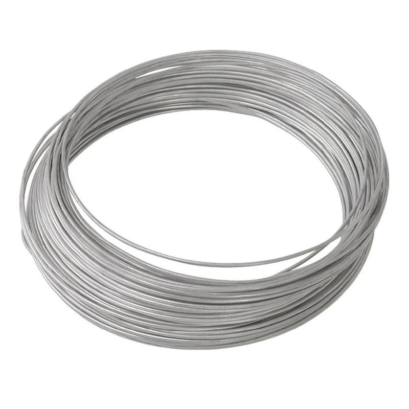 Stainless Steel Extension Springs Wire Wear Resistance EN10270-3 NS Standard